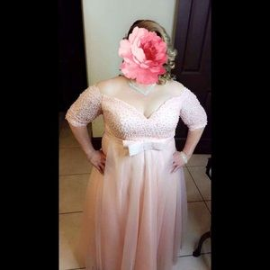 Dresses & Skirts - Custom Made Formal Gown